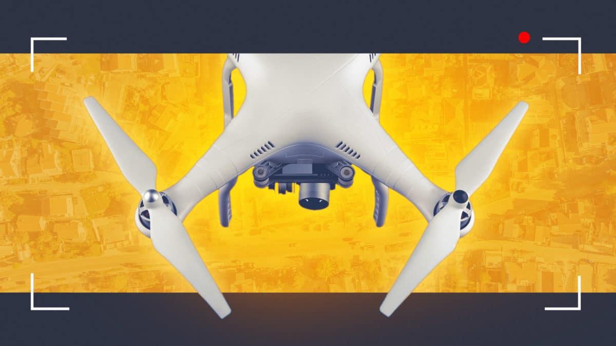 imagem-com-drone-representando-filmagens-aereas